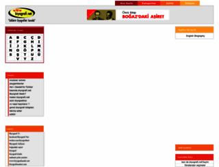 biyografi.net screenshot