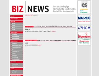 biz-news.net screenshot