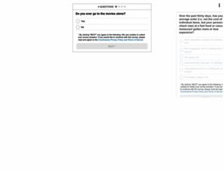 biz.civicscience.com screenshot