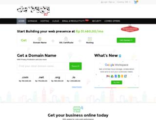 biz.dafiji.com screenshot