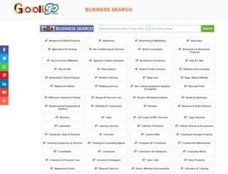 biz.gooligo.com screenshot