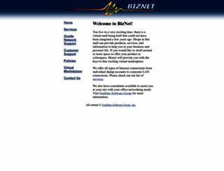 biz.net screenshot