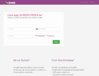 biz.zumzi.md screenshot