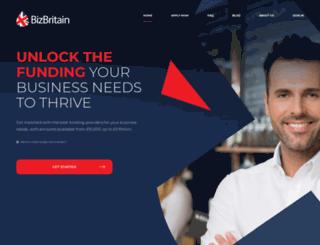bizbritain.org screenshot