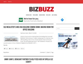 bizbuzz.djournal.com screenshot