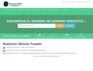 bizcointrader.com screenshot