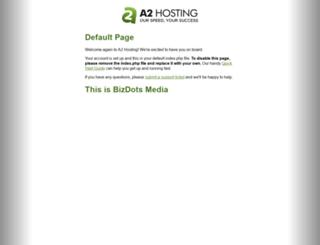 bizdotsmedia.com screenshot