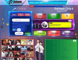bizefsaneyiz.com screenshot