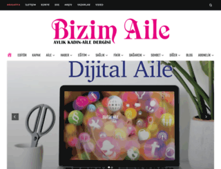 bizimaile.com screenshot