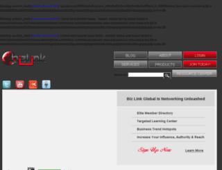 bizlinkglobal.com screenshot