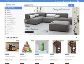 bizmol.com screenshot