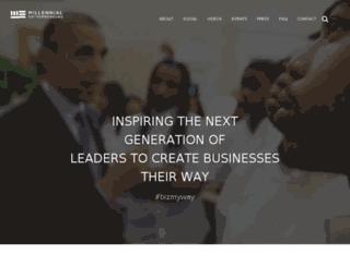 bizmyway.com screenshot