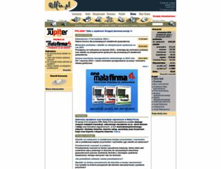 biznes.elfin.pl screenshot