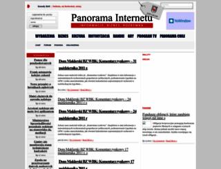 biznes.panoramainternetu.pl screenshot