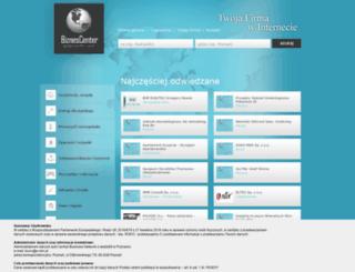 biznescenter.com.pl screenshot