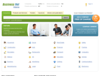biznet-az.com screenshot