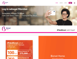 biznetwifi.com screenshot