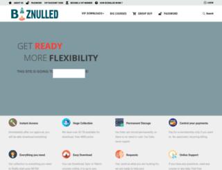 biznulled.com screenshot
