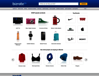 bizrate.co.uk screenshot