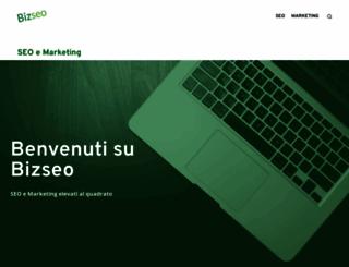 bizseo.com screenshot