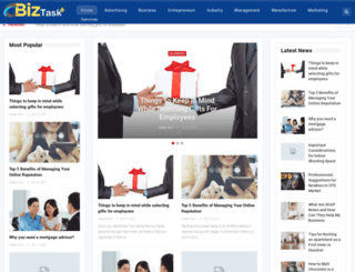 biztaskplus.com screenshot