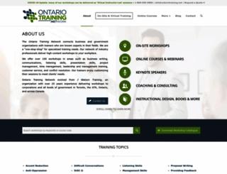bizwritingtip.com screenshot