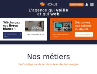 bizy-nova.fr screenshot