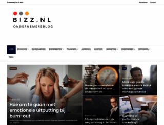 bizz.nl screenshot