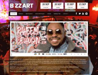 bizzartclub.com screenshot