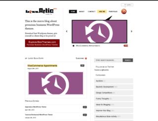 bizzartic.com screenshot