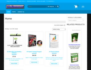 bizzresources.com screenshot