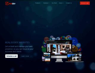 bizzup.net screenshot