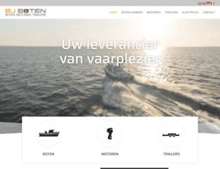 bj-boten.nl screenshot