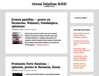 bj-hc.co.uk screenshot