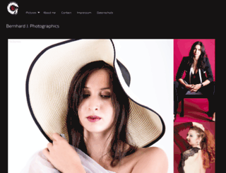 bj-photographics.de screenshot