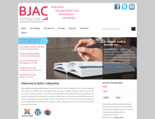 bjacinteractive.com screenshot