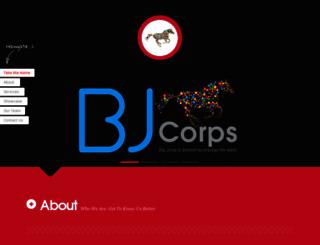 bjcorps.com screenshot