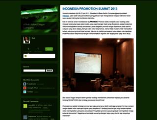 bjoconsulting.blogs.com screenshot