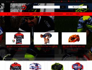 bjorka.eu screenshot
