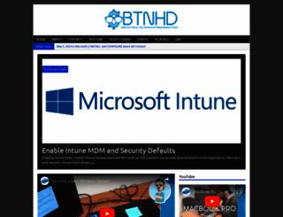 bjtechnews.wordpress.com screenshot