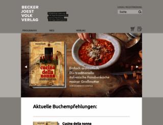 bjvv.de screenshot