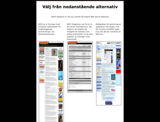 bk-sportsmag.se screenshot