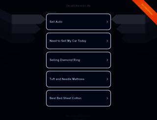 bk-stickereien.de screenshot