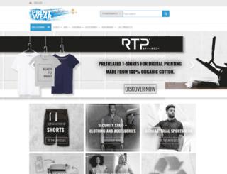 bk.printwear.de screenshot