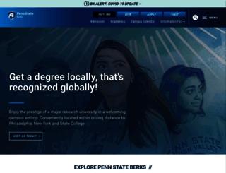 bk.psu.edu screenshot