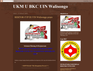 bkc-walisongo.blogspot.com screenshot
