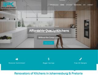 bkdesigns.co.za screenshot