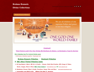 bkdivinecollections.weebly.com screenshot