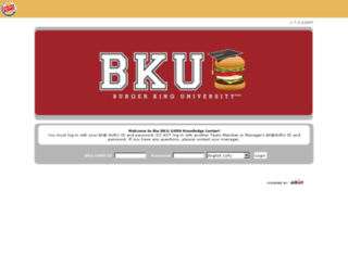 bkglobal.skillport.com screenshot