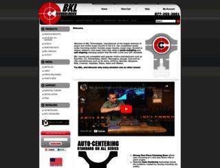 bkltech.com screenshot